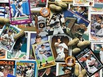 Baltimore Orioles Legends Collage stock photos