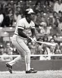 Al Bumbry, Baltimore Orioles. Baltimore Orioles Outfielder Al Bumbry. Image taken from B&W negative stock image