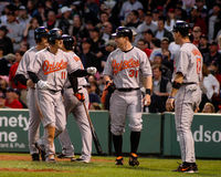 Baltimore Orioles Stock Images