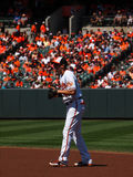 Baltimore Orioles Ryan Flaherty Stock Images