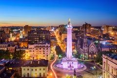 Baltimore på Vernon Arkivbild