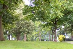 Baltimore-Park lizenzfreies stockbild