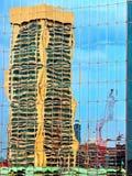 baltimore reflexioner Royaltyfri Bild