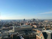 Baltimore-Stadt Stockbilder