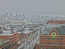 Baltimore-Stadt Lizenzfreie Stockfotografie