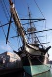 baltimore stary żagla statek Zdjęcia Royalty Free