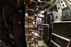 BALTIMORE, usa inside brozmy ii wojny światowa widoku szczegółu podwodny zakończenie up - CZERWIEC 21 2016 - obrazy stock
