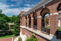 BALTIMORE, USA - 21. Mai 2018 - John-hopkins Universität Baltimore stockfotos