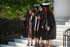 BALTIMORE, usa skalowanie dzień przy John Hopkins uniwersytetem - MAJ 21 2018 - Obrazy Stock