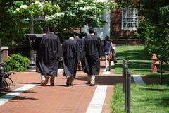 BALTIMORE, usa skalowanie dzień przy John Hopkins uniwersytetem - MAJ 21 2018 - Obraz Royalty Free