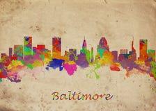 Baltimore USA Stock Photo