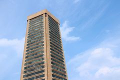 Baltimore World Trade Center stock images