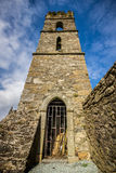 Baltinglass Abbey Ireland Arkivbilder