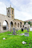 Baltinglass abbey in Ireland Stock Photos
