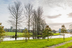 Baltinglass heritage from afar Stock Images