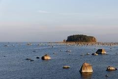 Baltisch eiland Royalty-vrije Stock Afbeeldingen