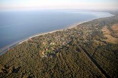 Baltische Baai stock afbeeldingen
