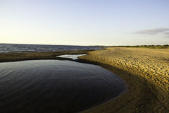 Baltische oceaan Royalty-vrije Stock Foto's