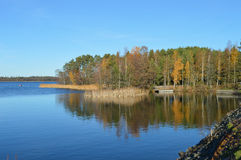 Baltisches Archipel Stockfotos