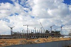 baltisk stadion för arena Royaltyfri Fotografi