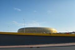 baltisk stadion för arena Royaltyfria Bilder