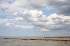 baltiska estonia nära havssomethere tallinn Fotografering för Bildbyråer
