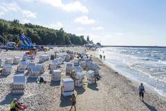 baltiska estonia nära havssomethere tallinn Royaltyfria Bilder