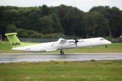 Baltiskt Bombardierstreck 8 för luft Royaltyfri Foto