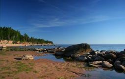baltiskt hav Fotografering för Bildbyråer