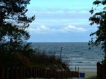 Baltiskt hav 6 Royaltyfri Foto