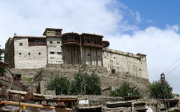 Baltit Fort Stock Image