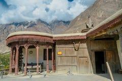 Baltit-Fort in Karimabad, Hunza-Tal Gilgit baltistan, Pakistan stockfotografie