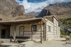 Baltit-Fort in Karimabad, Hunza-Tal Gilgit baltistan, Pakistan lizenzfreie stockfotos