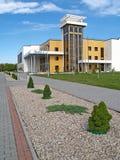Baltiysk,俄罗斯 体育海浪复合体 免版税库存照片