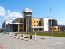 Baltiysk, Russland Der Sport Brandungskomplex am sonnigen Tag Lizenzfreies Stockfoto