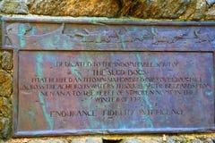 Balto inscription Stock Photo