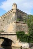 baluard De Es forteczny Mallorca palma Fotografia Royalty Free