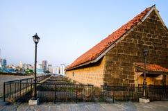Baluarte De Santa Barbara, intra-muros, Manille, Philippines photographie stock libre de droits
