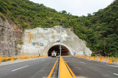Baluarte del tunnel Fotografia Stock