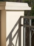 Baluster Contrasty Detail Stock Photo