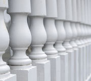 Balusters Royalty Free Stock Photo
