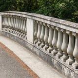 Balustrada Obraz Stock