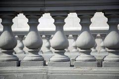 Balustrada Zdjęcie Royalty Free