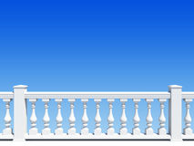Balustrade Royalty Free Stock Image