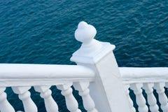 balustrade Photographie stock