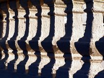Balustrade Royalty Free Stock Photography