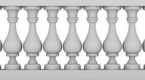 Balustrade Royalty Free Stock Image