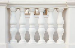 Balustrade Pillars. Close up photo royalty free stock photo