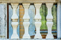 Balustrades Stock Image