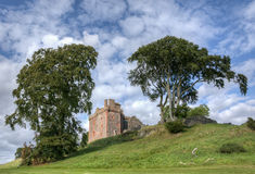 Balvaird Castle, Scotland. Balvaird Castle in Perth & Kinross on the border of Fife, Scotland Royalty Free Stock Photography